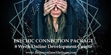 Psychic Development Online Course - Aura, Chakras, Healing, Readings etc tickets