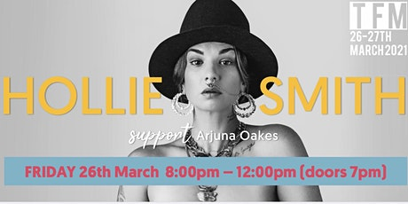 Hollie Smith in concert with special guest: Arjuna Oakes tickets