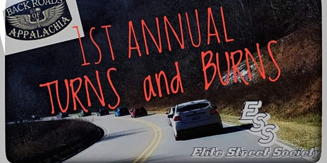 1st Annual Tennessee Turns And Burns Presented By  tickets