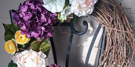 Wreath Making Virtual Class tickets