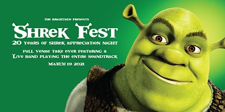 Shrek Fest - 20 Years of Shrek Appreciation Party tickets