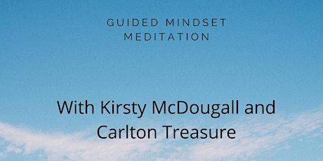 Guided Mindset Meditation tickets