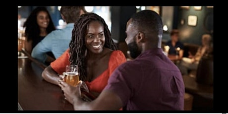Black Singles Matter Speed Dating (Ages 45-55) tickets