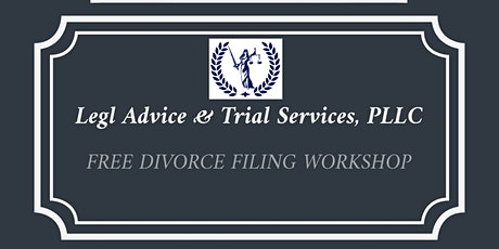 WEBINAR: HOW TO FILE YOUR DIVORCE FOR FREE IN FLORIDA !! tickets