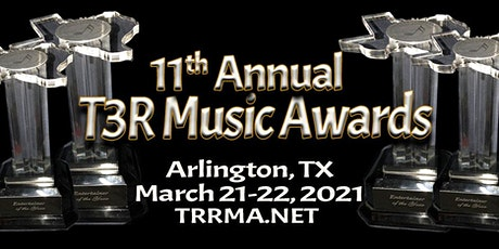 T3R Texas Regional Radio Music Awards Show and Dinner tickets