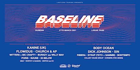 Baseline 2021 tickets