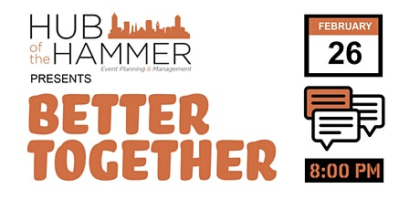 Better Together: A Virtual Meet & Greet for #HamOnt Business Owners tickets