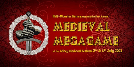 1000 Player Medieval Megagame at the Abbey Medieval Tournament tickets