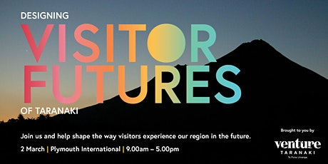 Designing the Visitor Futures of Taranaki tickets