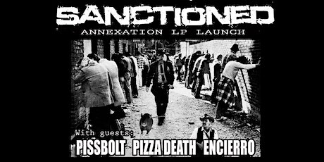 SANCTIONED/RECORD LAUNCH tickets