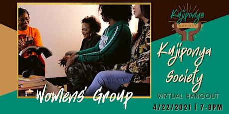 Kujiponya Society: Womens' Group tickets