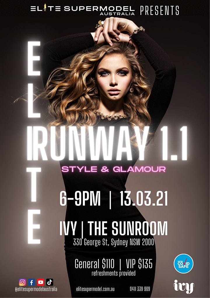 ELITE RUNWAY 1.1 - Style and Glamour image