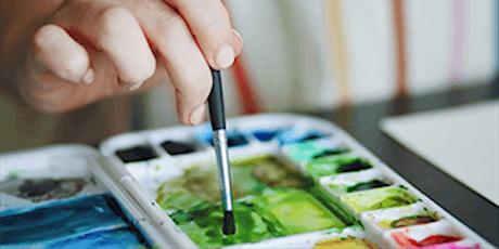 Beginning Watercolor tickets
