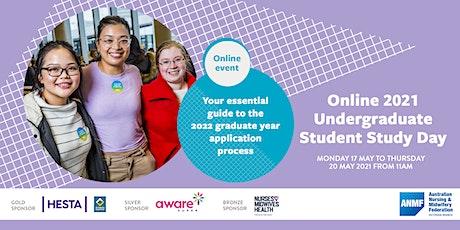 Online 2021 Undergraduate Student Study Day tickets