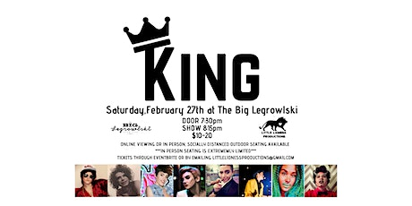 KING-February 2021 tickets