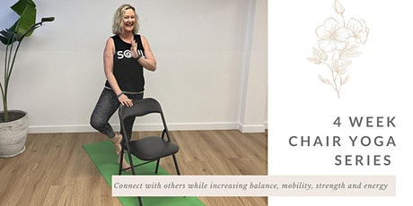4 Week Chair Yoga Series tickets