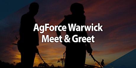 AgForce Warwick Meet and Greet tickets