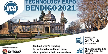 IICA Bendigo Technology Expo tickets