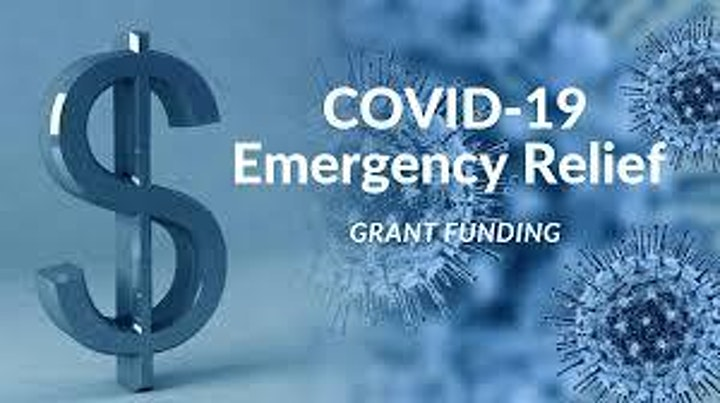 California Relief Fund Round 5 Grant Application Webinar 2021 image
