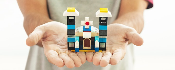 Session 3 - LEGO®-Based Therapy - robotics group for teens EOI image