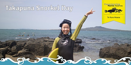 Takapuna Snorkel Day tickets