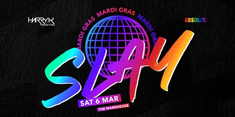 SLAY Mardi Gras Party tickets