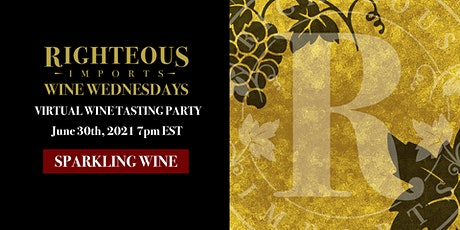Righteous Imports Wine Wednesdays Bubbles Closing Party tickets
