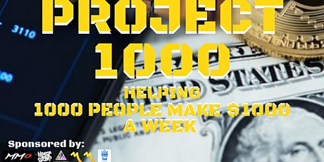 PROJECT 1000 tickets