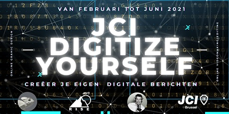 JCI Digitize Yourself tickets