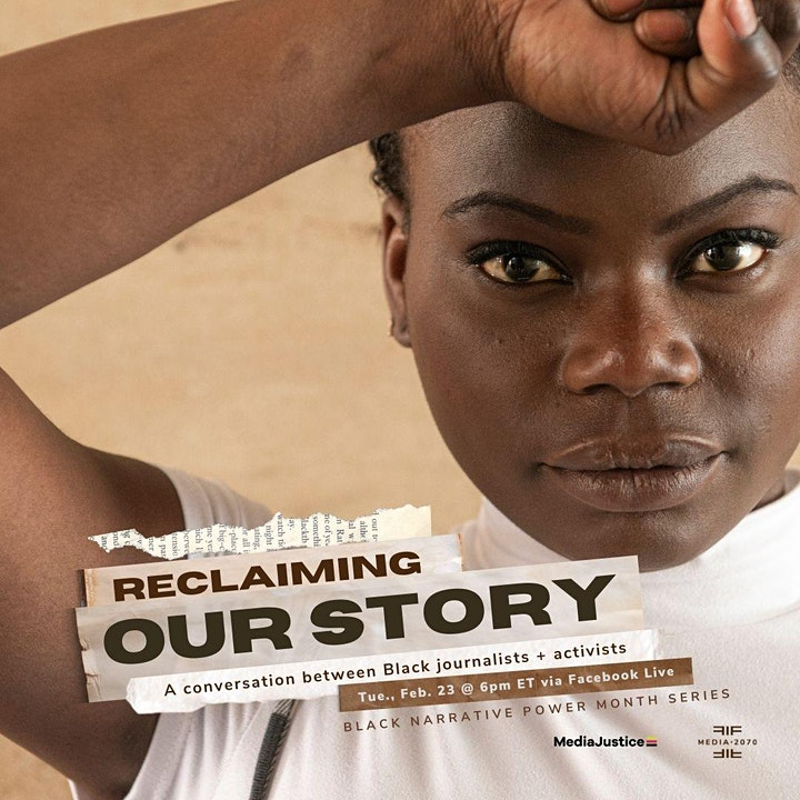 Reclaiming Our Story: A Live Roundtable image