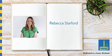 Meet Rebecca Starford - Brisbane Square Library tickets