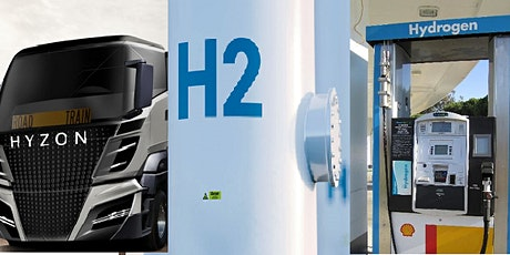 Future Proof Hydrogen Showcase - Zero Emission H2 Production and Dist tickets