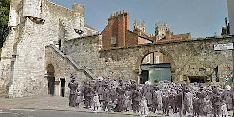 The Victorian Restoration of York City Walls tickets