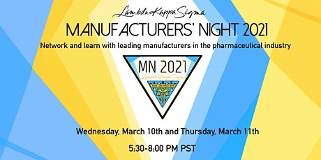 UBC LKS Manufacturers' Night 2021 tickets