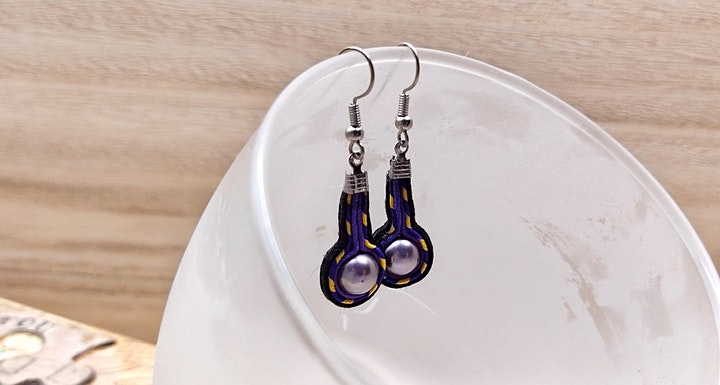 Pro Series: Jewellery Design (Soutache Workshop)   library@orchard image