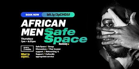 African Men Safe Space tickets