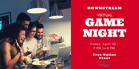 Virtual GAME NIGHT tickets