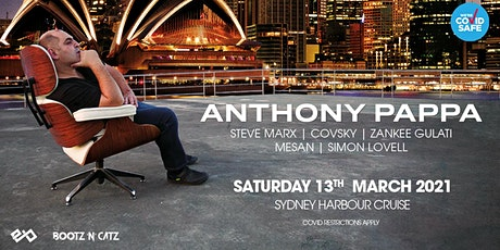 ANTHONY PAPPA (Sydney Harbour Cruise) tickets