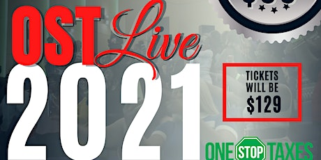 OST LIVE 2021 - Mega Conference tickets