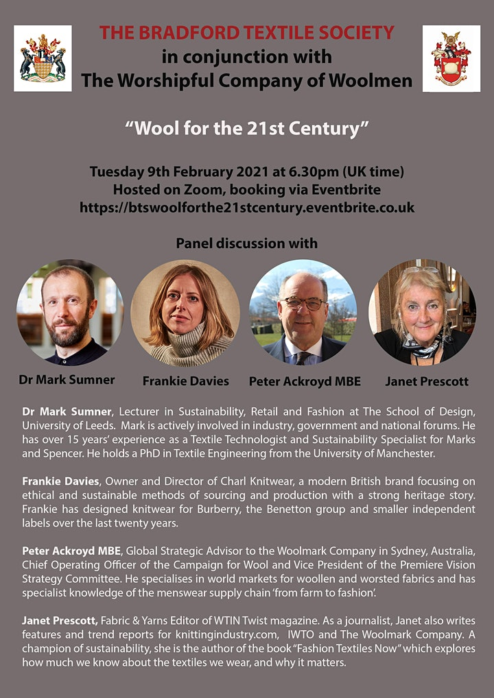 Wool for the 21st Century image