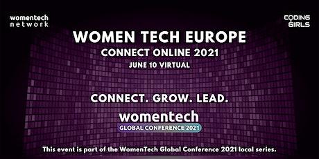 WomenTech Connect - Europe Online (Employer Tickets) ingressos