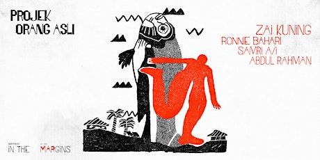 SeptFest 2021: Projek Orang Asli Artist Talk tickets