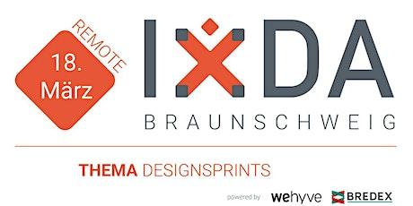 IxDA Braunschweig Roundtable #4 Tickets