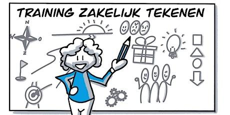 Vergroot je impact met Zakelijk Tekenen - online - tickets