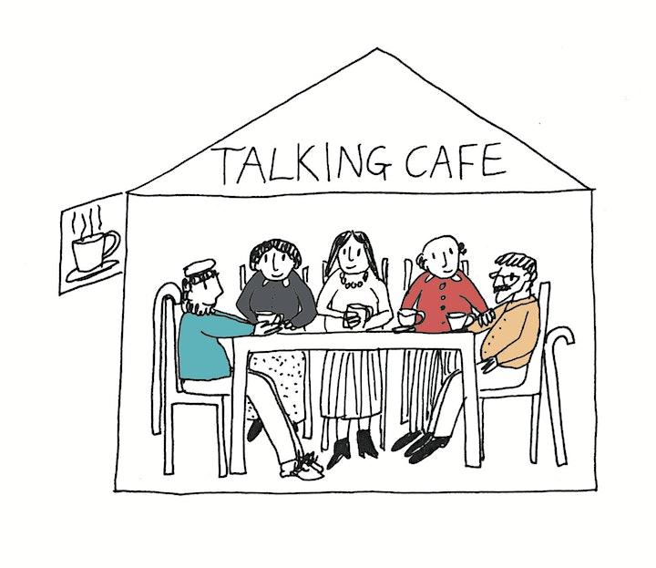 Mendip Wide Online Talking Cafe image