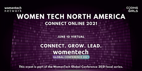 WomenTech Connect - North America Online (Employer Tickets) tickets