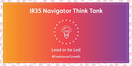 IR35 Navigator Think Tank -  Retrospective Budget review session tickets