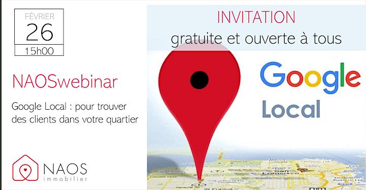 Image pour Google local : pour trouver des clients dans votre quartier