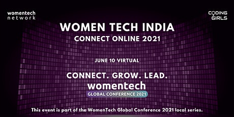 WomenTech Connect - India Online (Employer Tickets) tickets