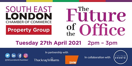 South East London Chamber - Property Group (April) tickets